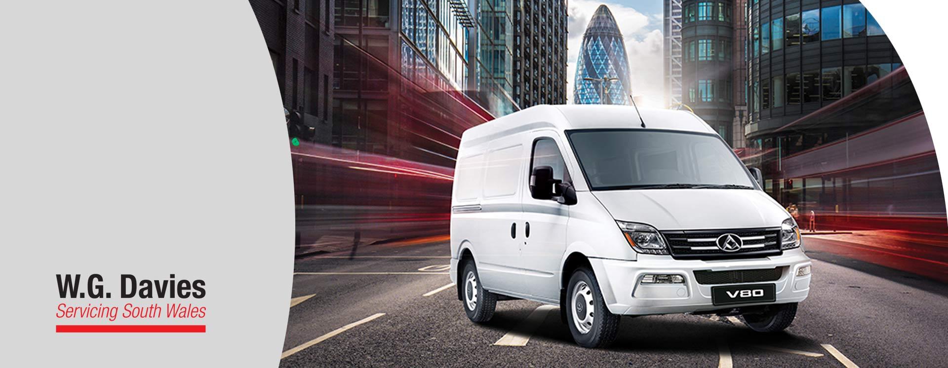 LDV Van Sales - South Wales