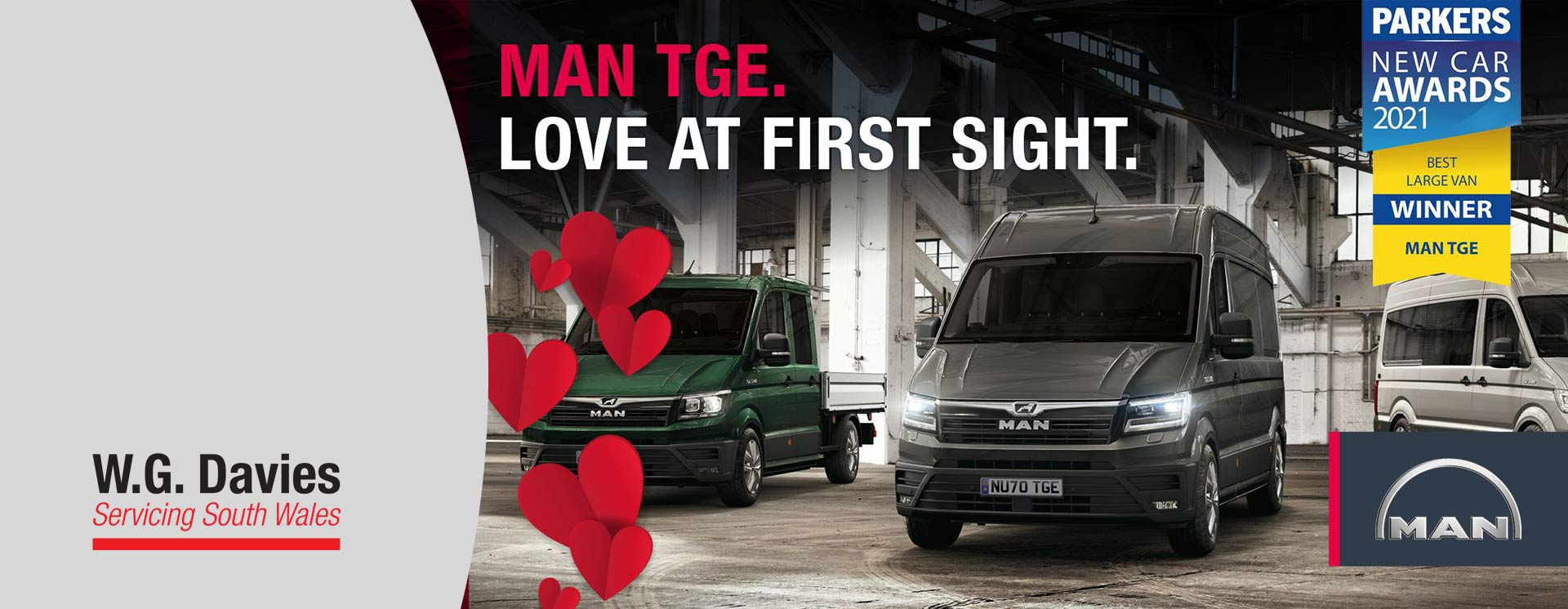 MAN New Van Sales