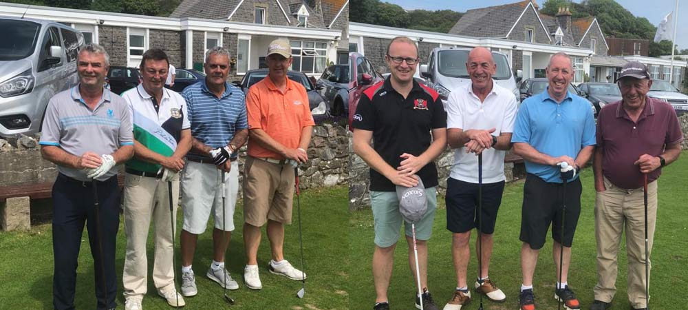 WG Davies Golf Day 2019