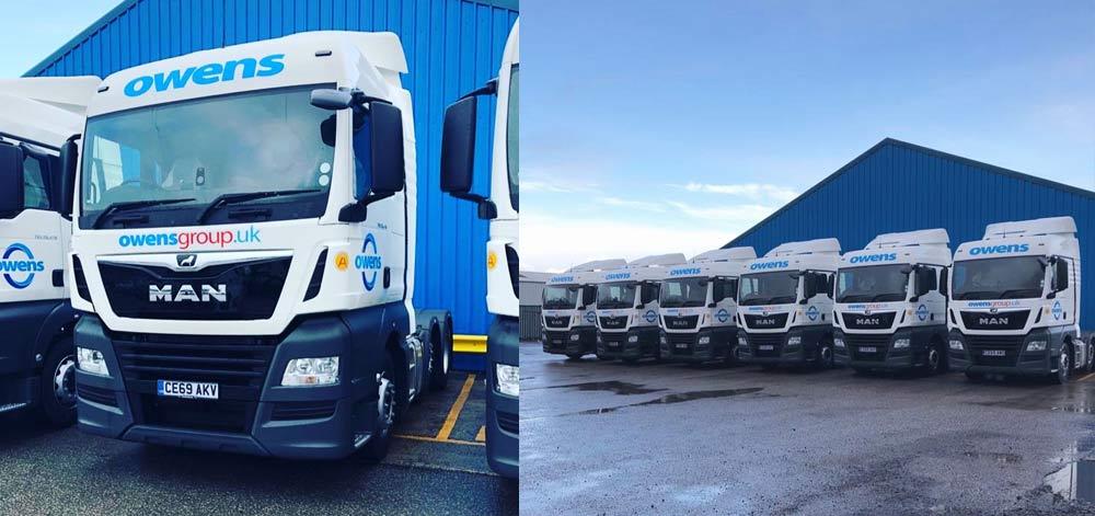 Owens (Road Services) Ltd / Owens Group