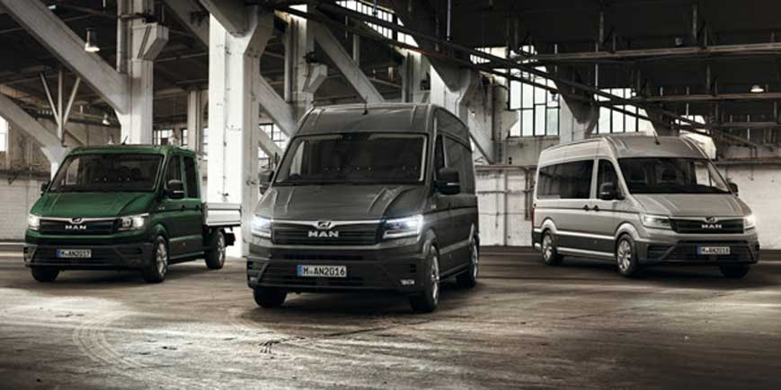 Introducing the MAN TGE 'Vans To Go' Programme