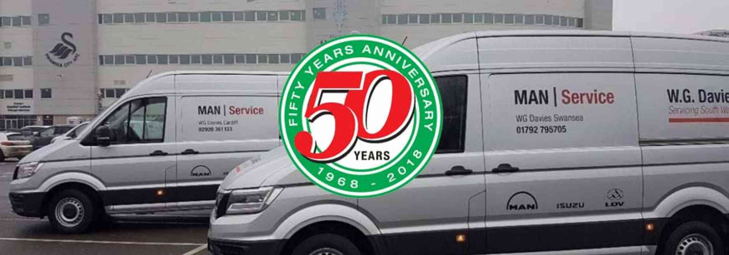 Celebrating 50 Years of On-Going Success