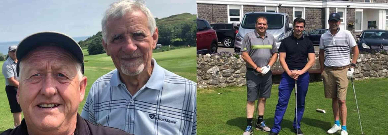 WG Davies Golf Day 2019