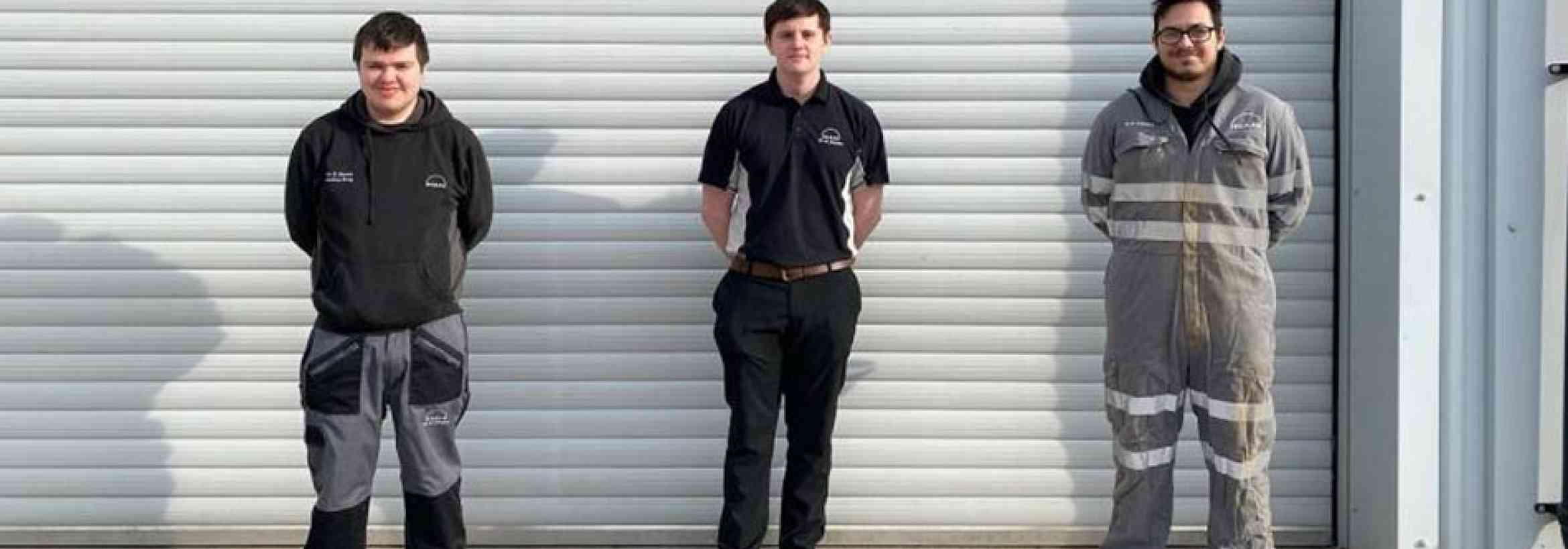 Proud to be part of National Apprentice Week