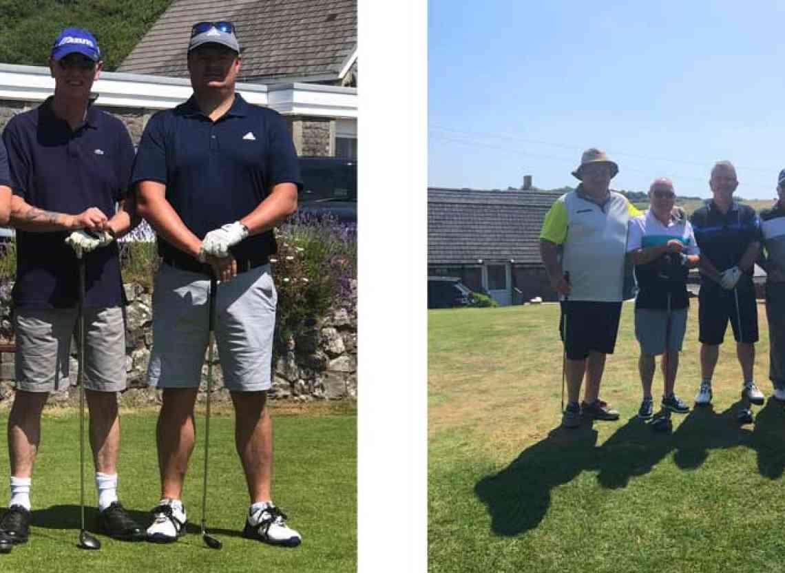 WG Davies Golf Day