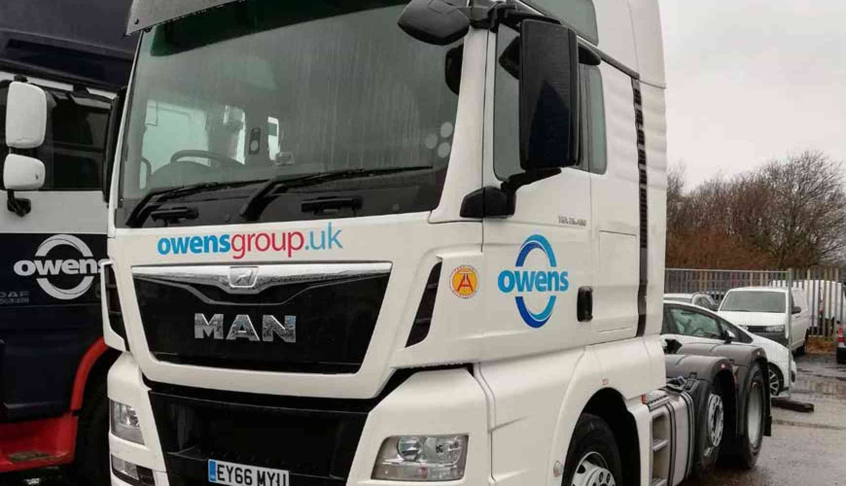 Success Breeds Success for Owens Group and W G Davies